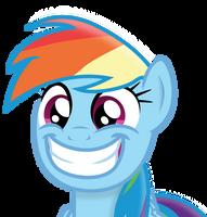 Happy Rainbow by PaulySentry