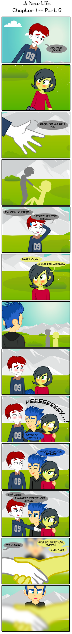 A New Life Part 8 by PaulySentry