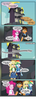 COMM At Equestria Land by PaulySentry