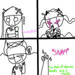 It was just a prank Pt.2-(FNF vore comic)