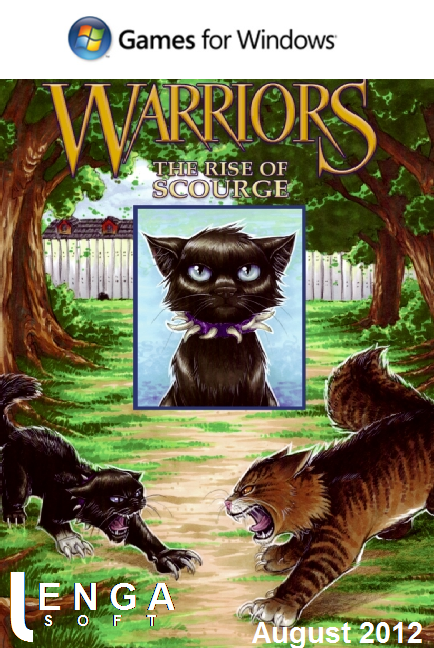 Warriors: The Rise Of Scourge Fan Game by JengaSoft