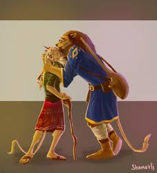 hugs by Shamerli