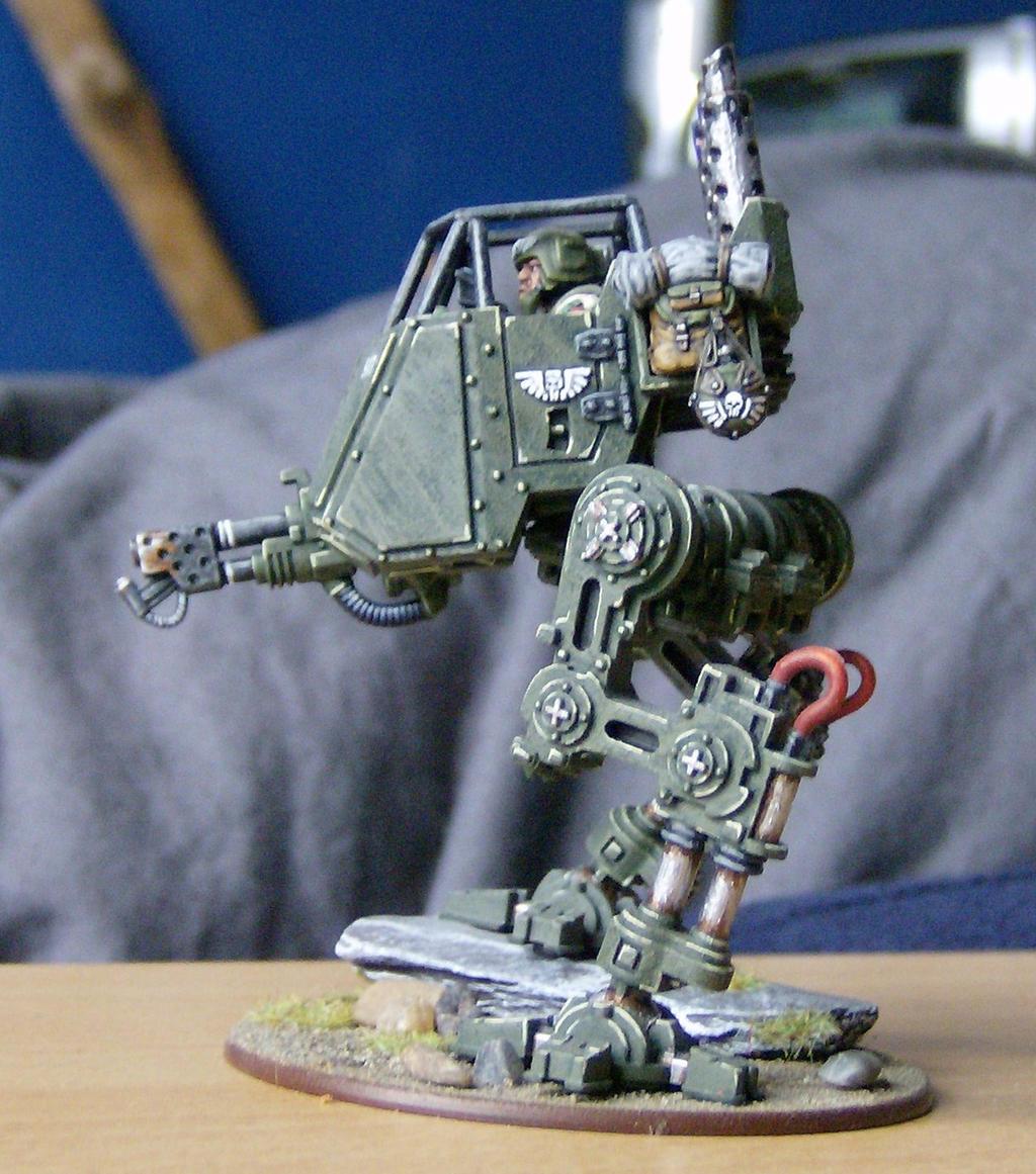 IG Sentinel by DoomsdayGeneral