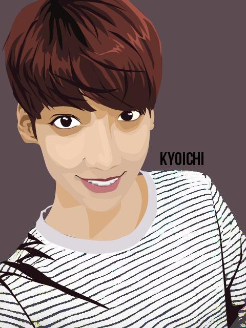 Kwangmin Vector by Kyoichi0988