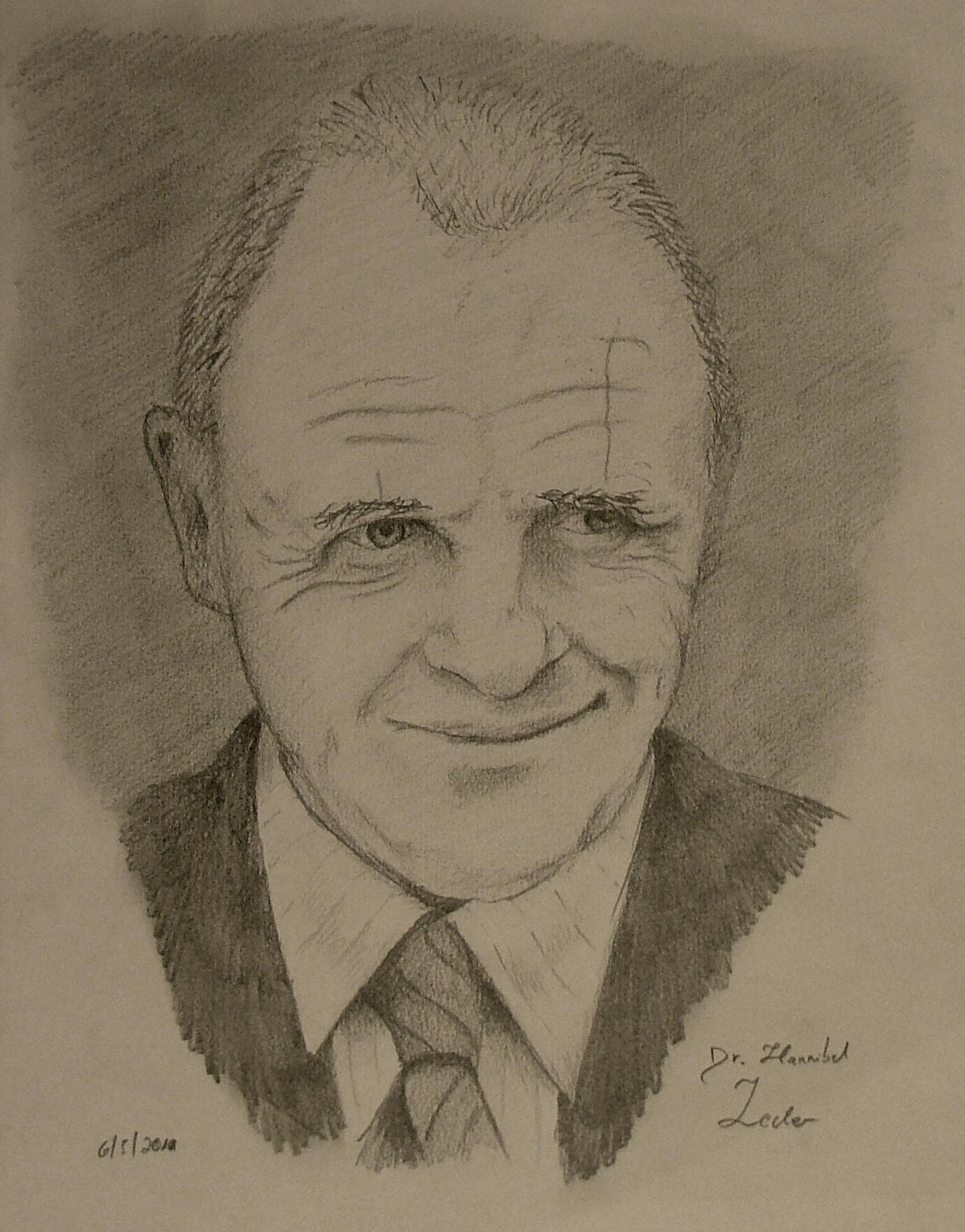 Dr. Hannibal Lecter by