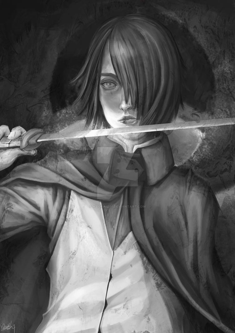 Sasuke Boruto by azidfaizi11
