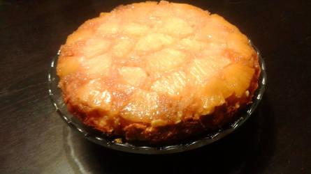 Pineapple Upside Down Cake by violintrick