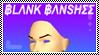 Blank Banshee stamp by mythoIogicaI