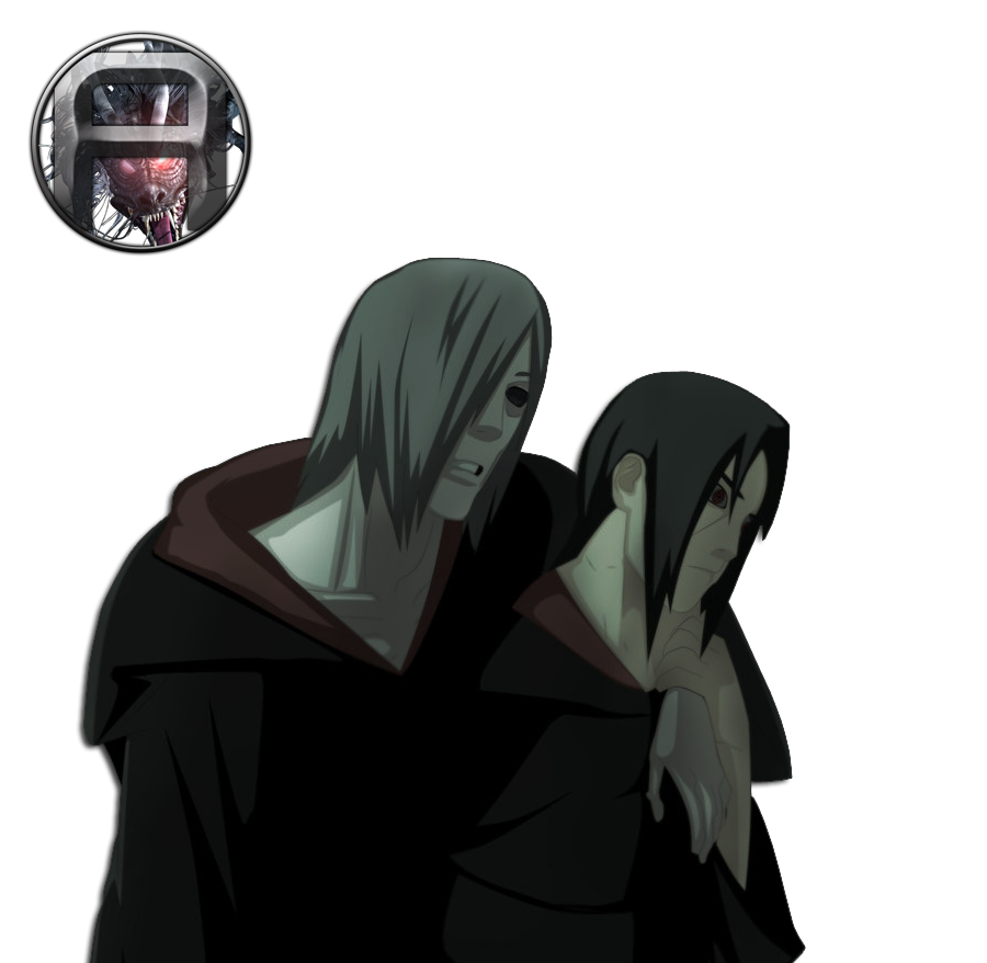 Nagato and Itachi render 1 HD by Arexiou on DeviantArt