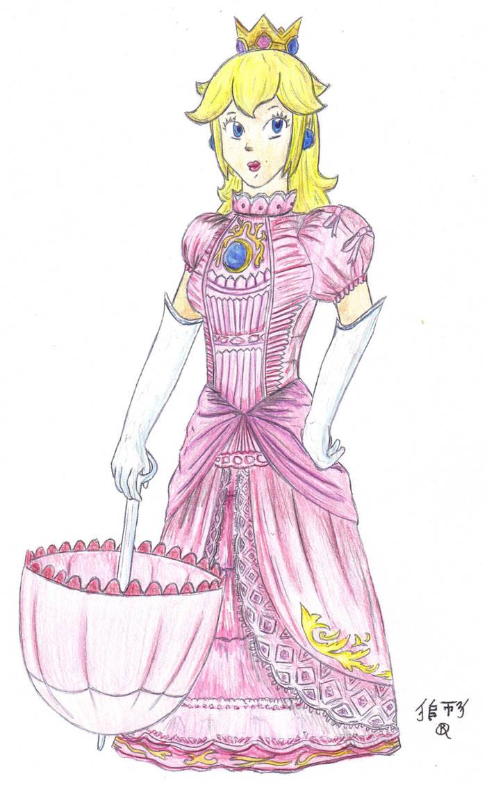 COLOR - Princess Peach