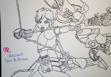 Linktober 2020 Day 21 Ancient