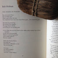 the Death Of Poetry by bob holman