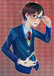 Kiseijuu - Shinichi Izumi