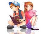 GF : Dipper and Mabel