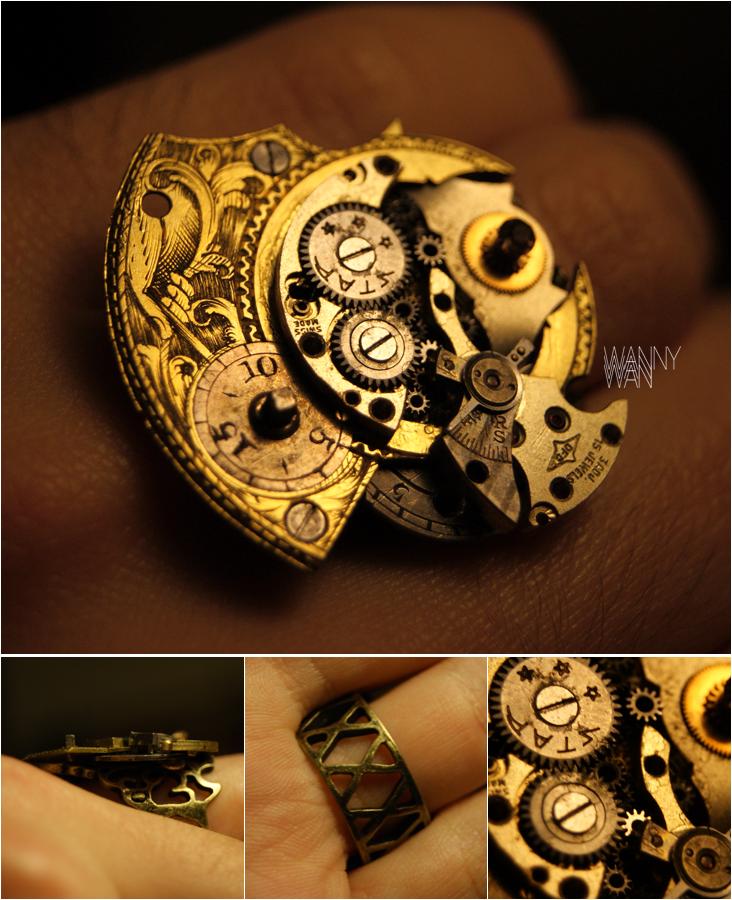 Ryndyn's Eye by wannywanwan