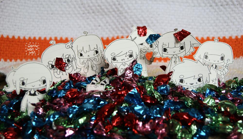Sweets! by wannywanwan