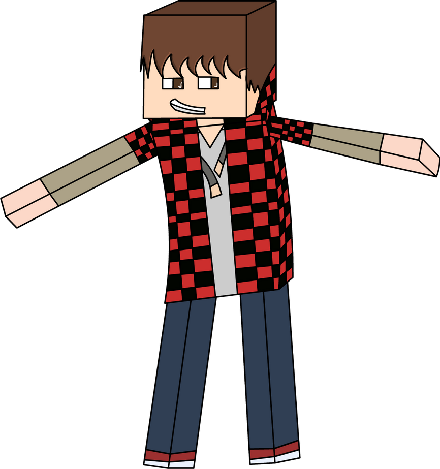 minecraft bajan canadian coloring pages - photo#31