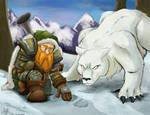 Dwarf Hunter