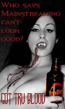 Tru Blood Vampire Ad 07