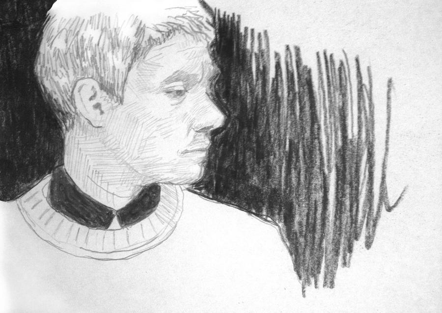 John Watson by filmshirley