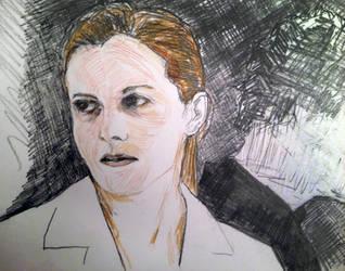 Molly Hooper by filmshirley