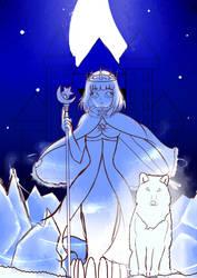 Moon Princess by Lyn-Lopez