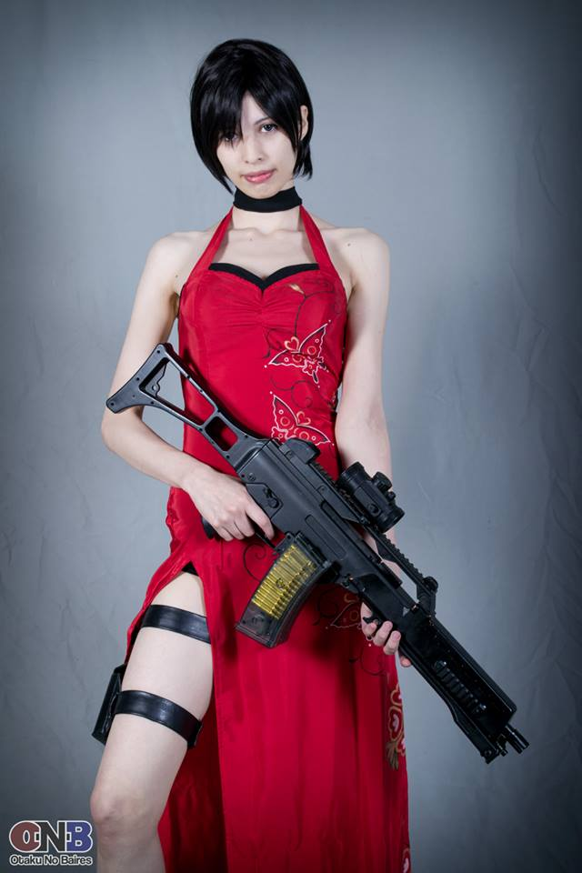Ada Wong Cosplay by AllyAuer on DeviantArt in 2020 | Ada