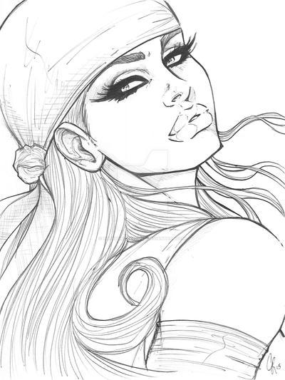 Elektra by TheCourtneyRose