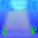 Sea Background by Wildpath101