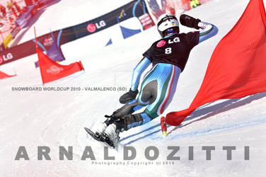 Snowboard Worldcup 2010