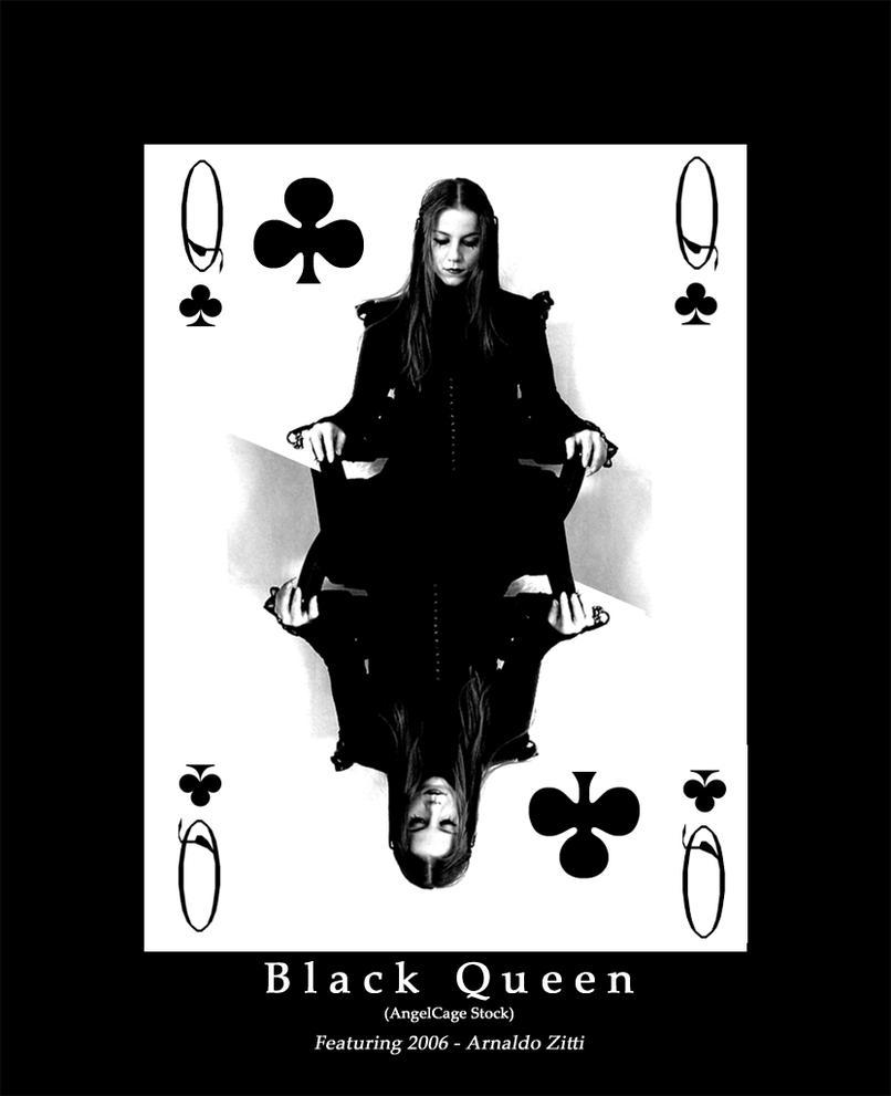 Black Queen by Arnaldo-aka-Homer