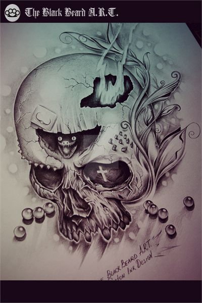 Custom ink design by edwardmiller on deviantart for Custom ink tattoos