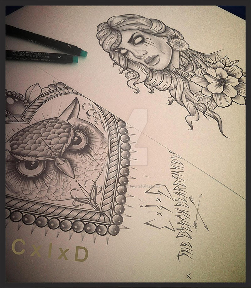 C x I x D Prints . eddmillerr@gmail.com by EdwardMiller