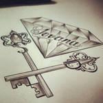 C x I x D Diamond