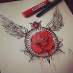 Rose / Wings