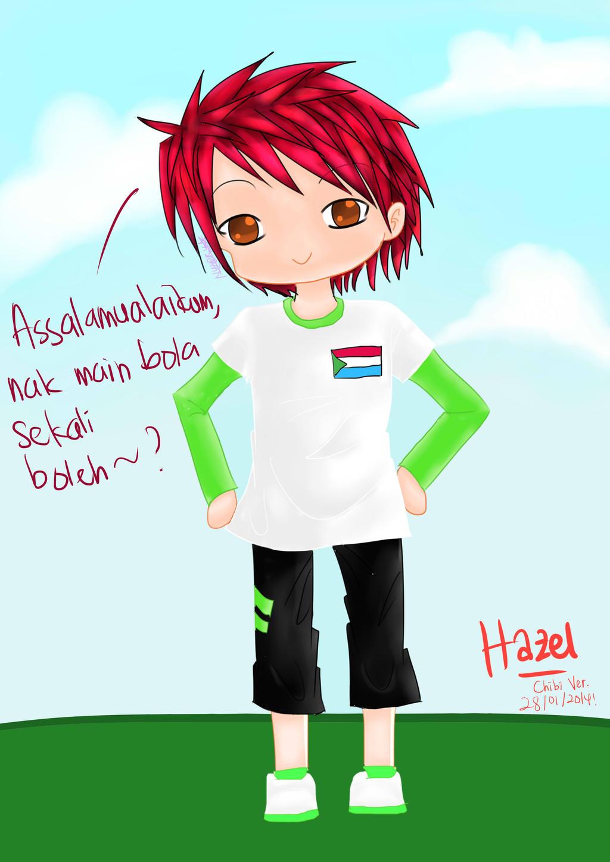 Hazel: Chibi by nuzaru