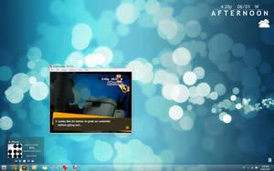 My desktop Jun'11 - Aug'12 by iron2000
