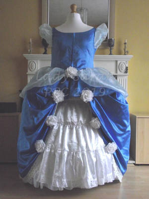Baroque Cinderella Commission 01 by LadySarah-PPC