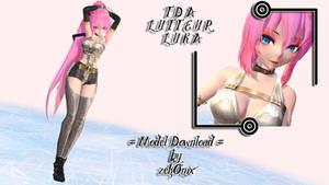 TDA Lutteur Luka + Model DL by ZekoNix