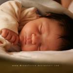 Sleeping Angel by MinasTirith