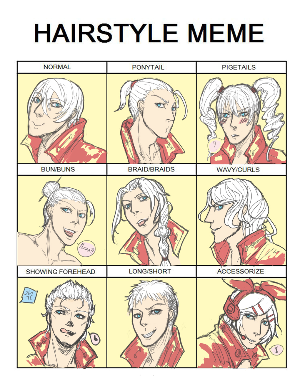 Dmc Dante Hairstyle Meme By Ziaren On Deviantart