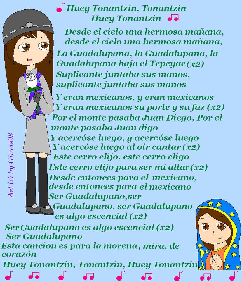 Dedicado a la Virgen de Guadalupe by giovis98