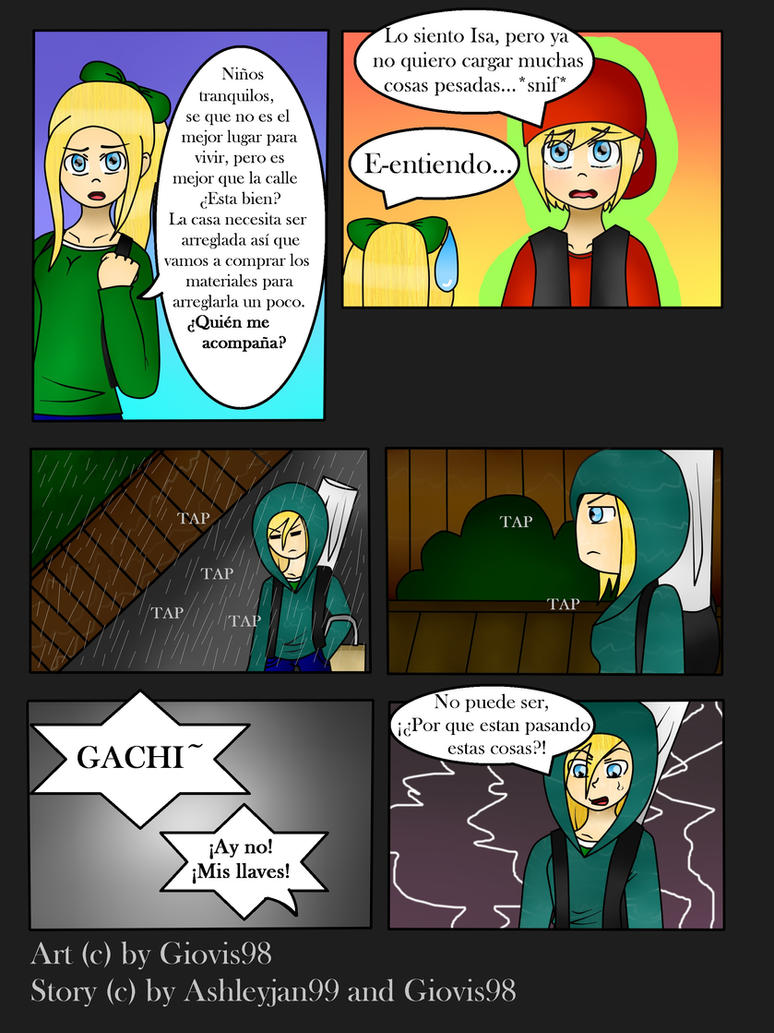 Celebra la vida cap 2 page 11 by giovis98