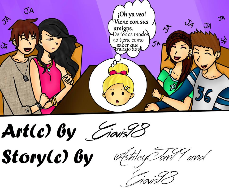 Celebra la vida capitulo 3 pag. 6 parte 2 by giovis98