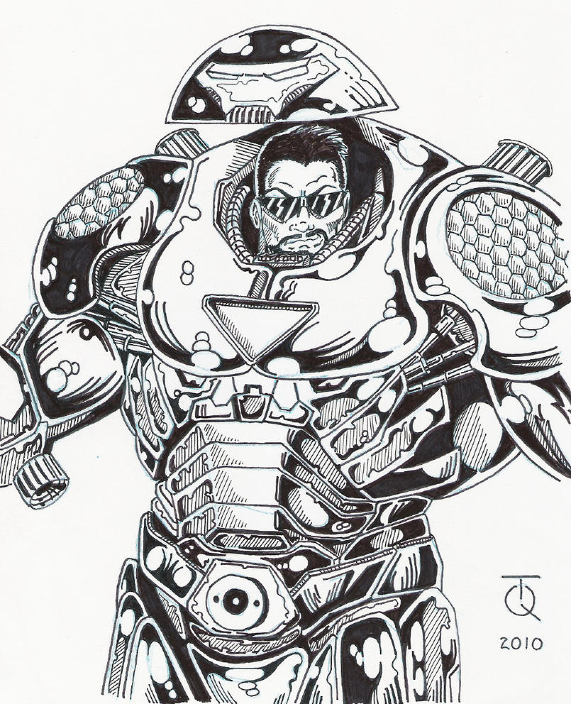 Hulk Buster Lego Coloring Pages