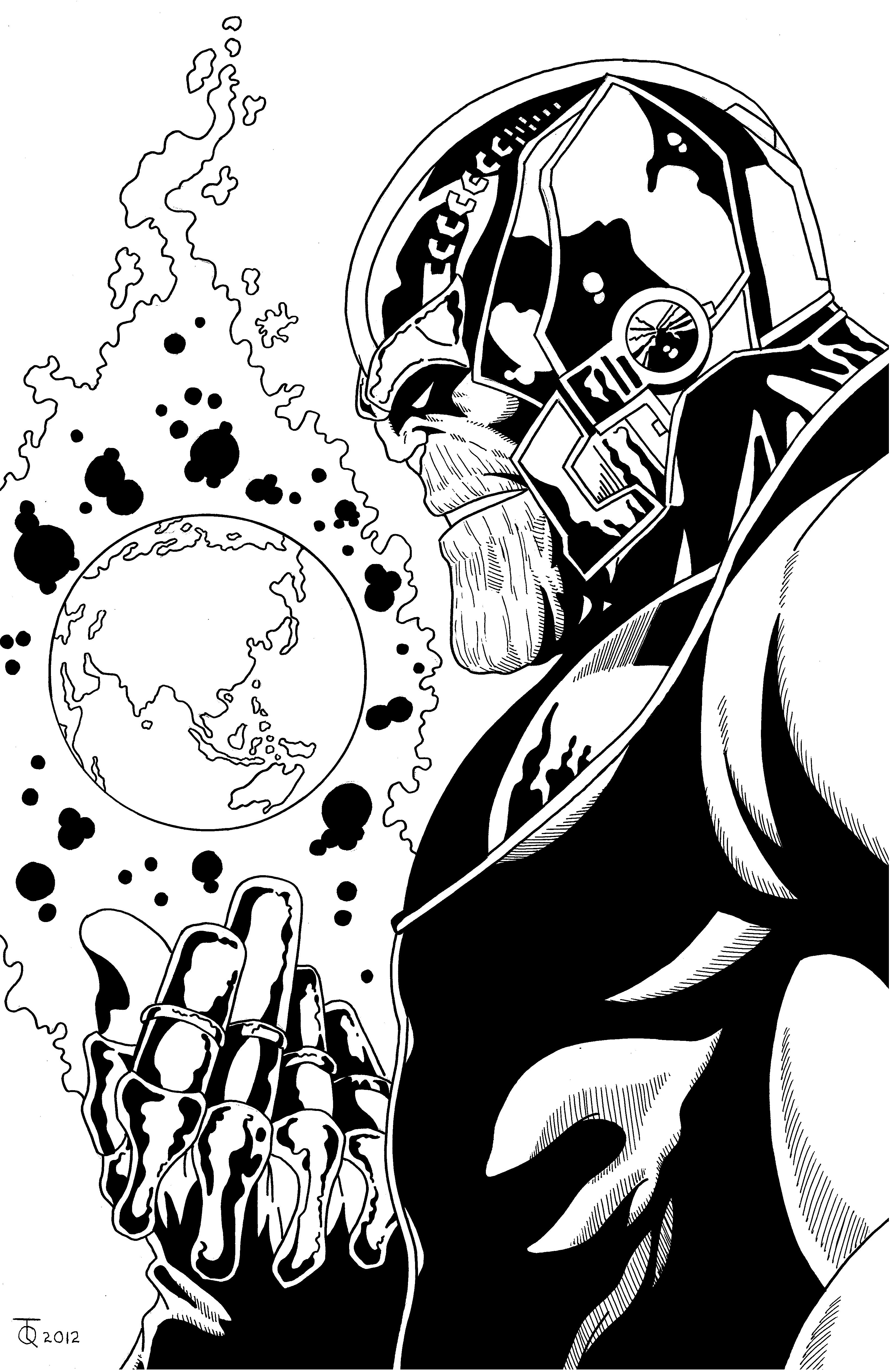 Képek - Page 4 Thanos_the_dark_titan_inked_by_tyndallsquest-d5lqqqs