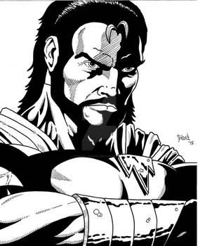 Titan Prime Headshot