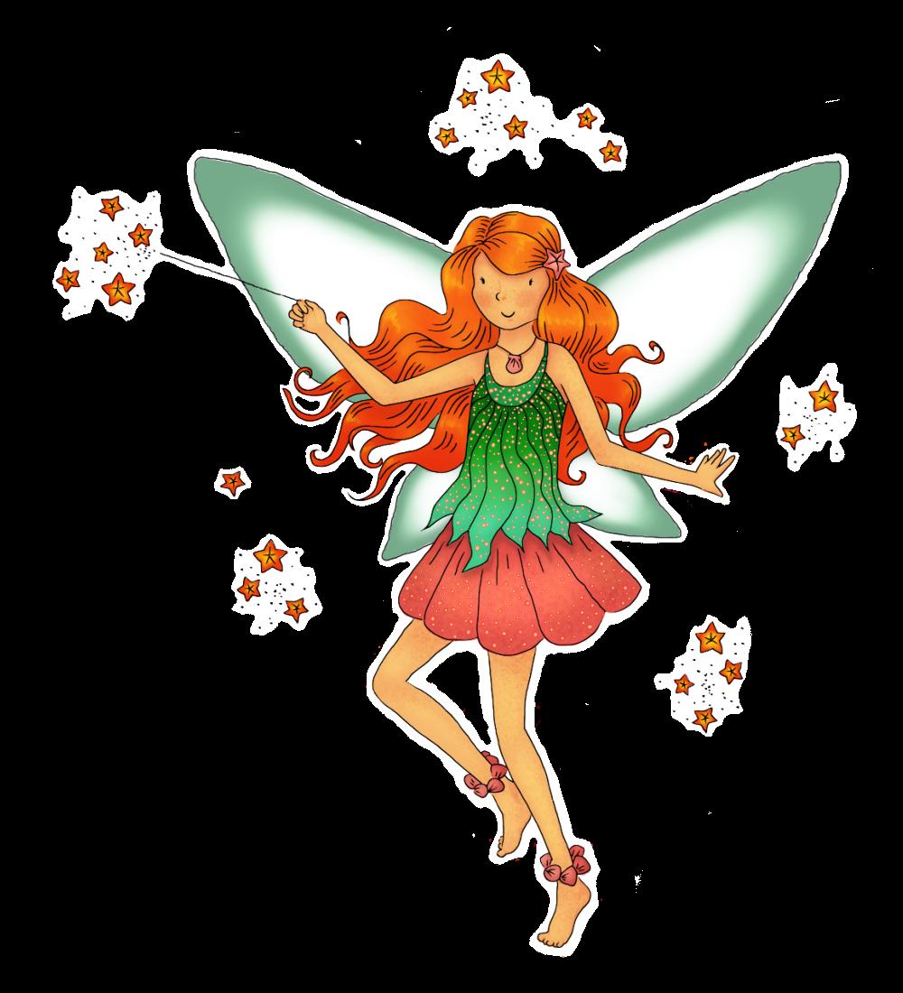 Shannon the Ocean Fairy COLOURIN by PonellaToon on DeviantArt