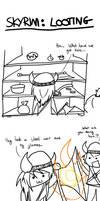 SKYRIM: Looting by EvilKateh