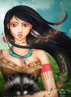 Pocahontas V2 by maxicarry